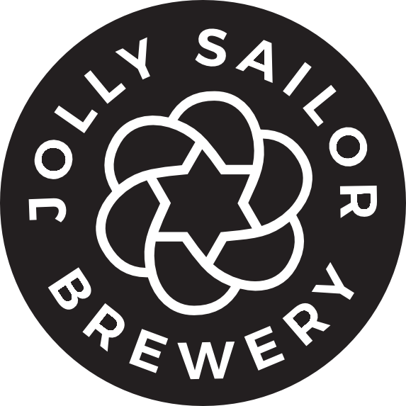 Jolly Sailor Brewery Black Logo